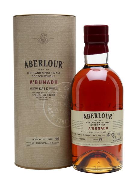 Aberlour A'BUNADH Batch No. 58