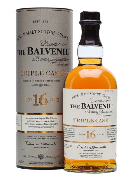 Balvenie Triple Cask 16 Year Old
