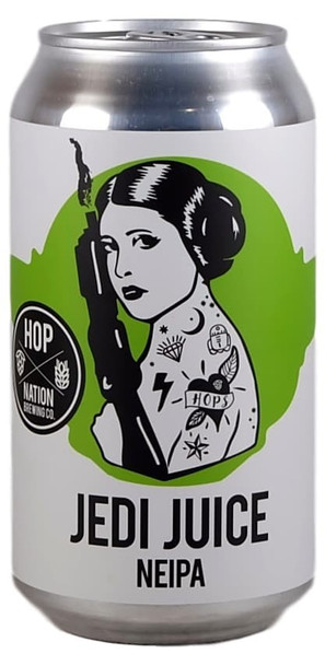 Hop Nation Jedi Juice Limited Release
