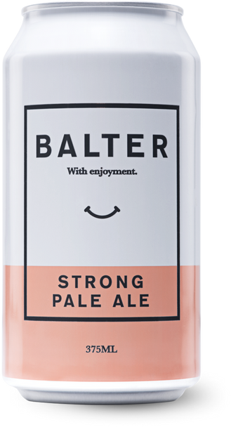 Balter Stong Pale Ale Cans
