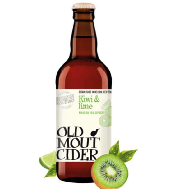 Old Mout Cider Kiwi & Lime 500ml