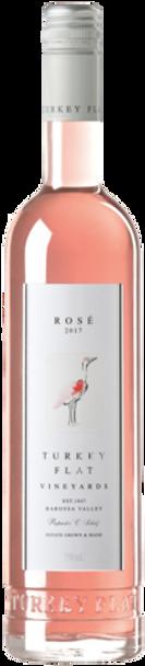 Turkey Flat Rose 2018