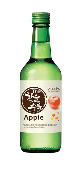 Chateul Soorok Apple Soju 375ml