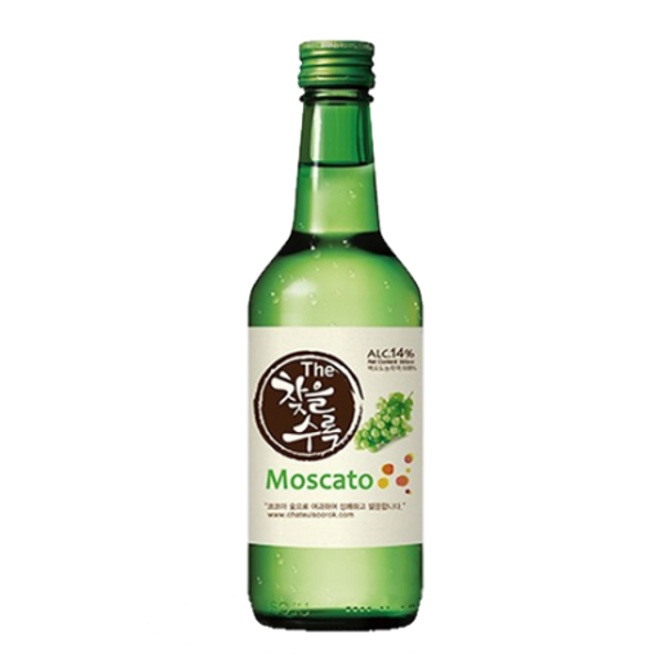 Chateul Soorok Moscato Soju 375ml ( Grape )