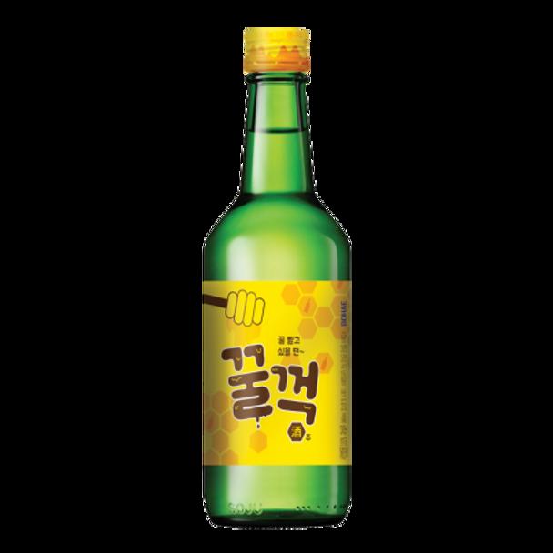 Bohae Honey Soju 360ml