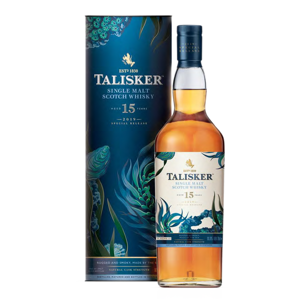 Talisker 15 Year Old 2019 Release