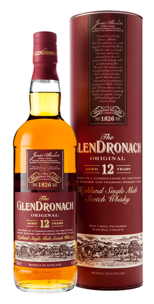 Glendronach 12 Year Old 700ml