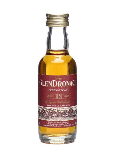 Glendronach 12 Year Old 50ml