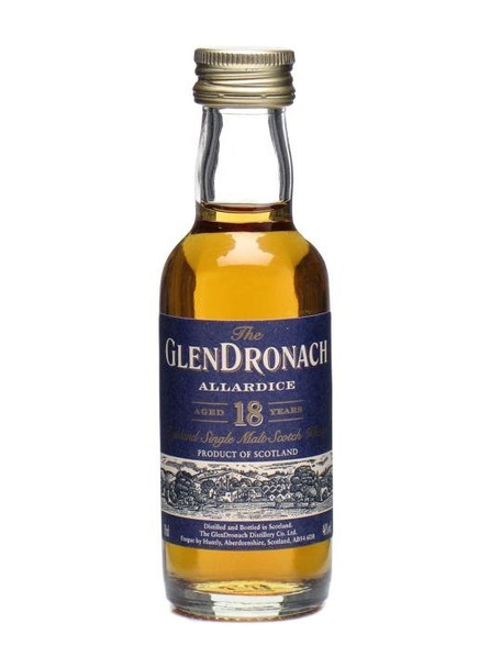 Glendronach 18 Year Old 50ml