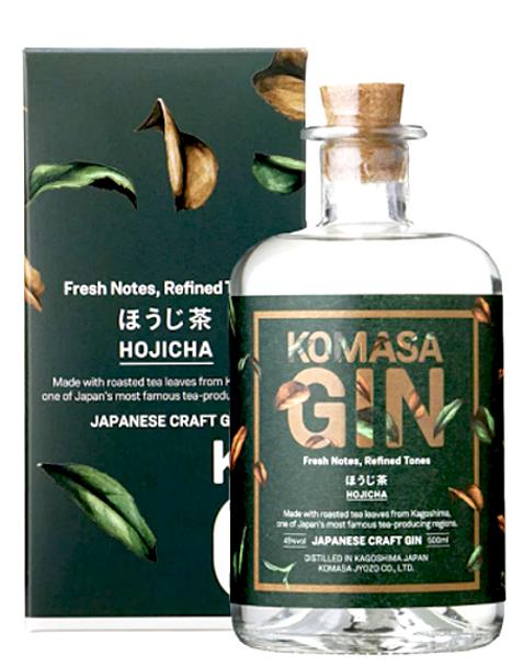 Komasa Hojicha Craft Gin 500m