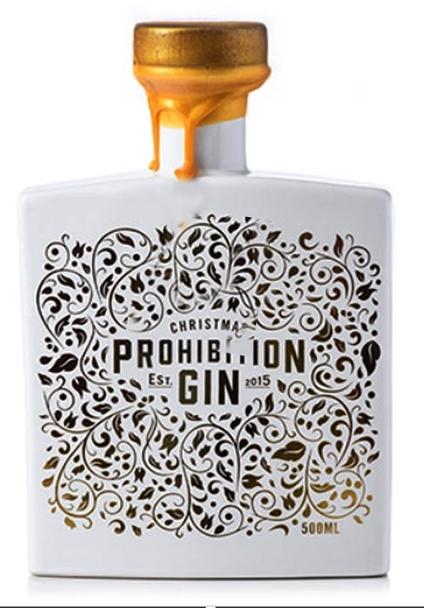 Prohibition Christmas Gin 500ml