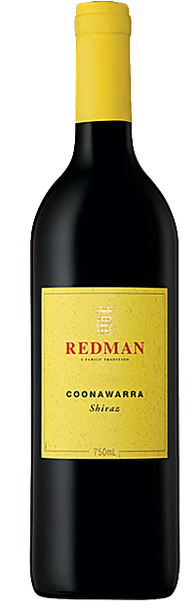 Redman Coonawarra Shiraz 750ml