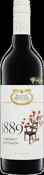 Brown Brothers 1889 Cabernet Sauvignon 750ml