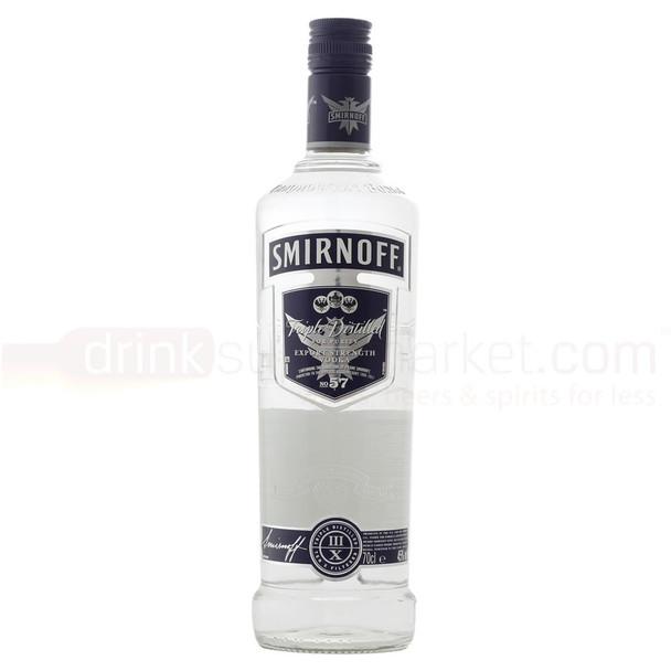 Smirnoff No. 57 Export Strength Vodka