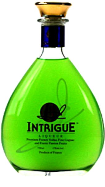 Intrigue Passion Fruit