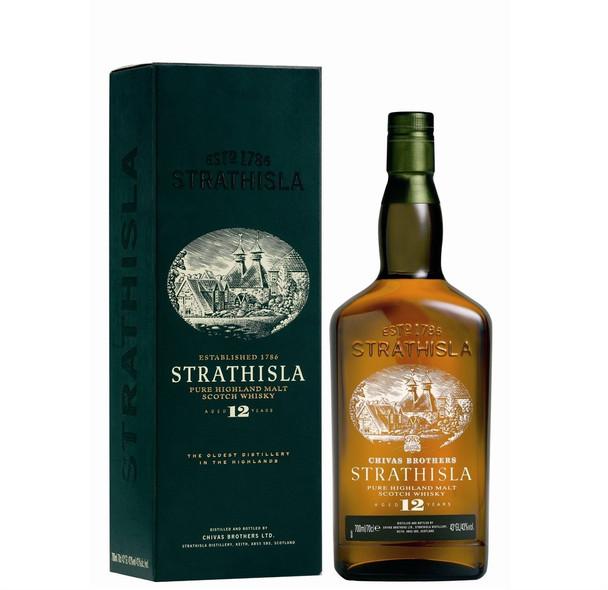 Strathisla 12 Year Old 700ml