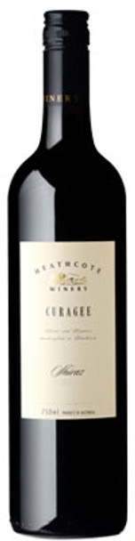 Heathcote Winery Curagee Shiraz 2009