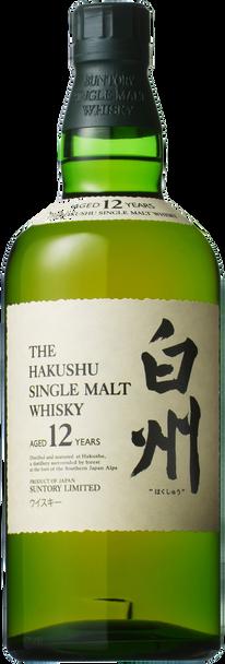 Hakushu Single Malt Suntory Whisky 12 Years