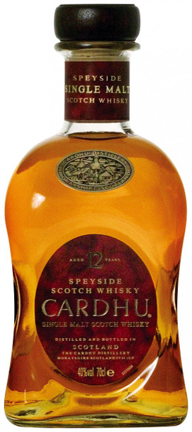Cardhu 12 Year Old 700ml