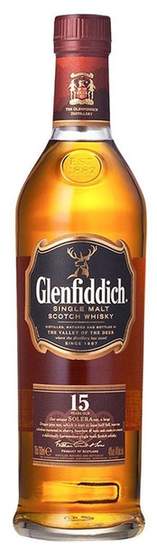 Glenfiddich 15 Year Old 700ml