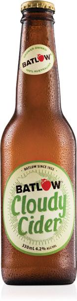 Batlow Cloudy Apple Cider