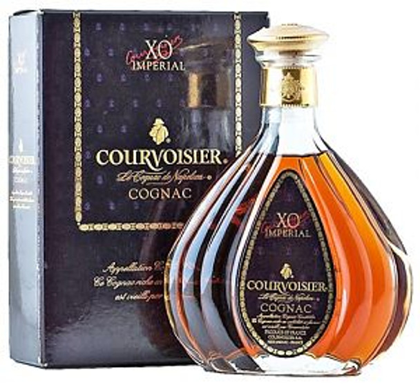 Courvoisier Imperial XO 700ml - Old Vintage Bottling