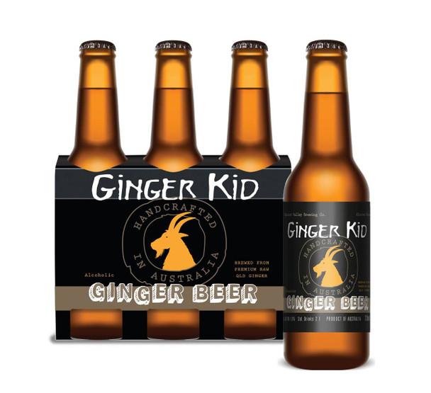 Ginger Kid Ginger Beer