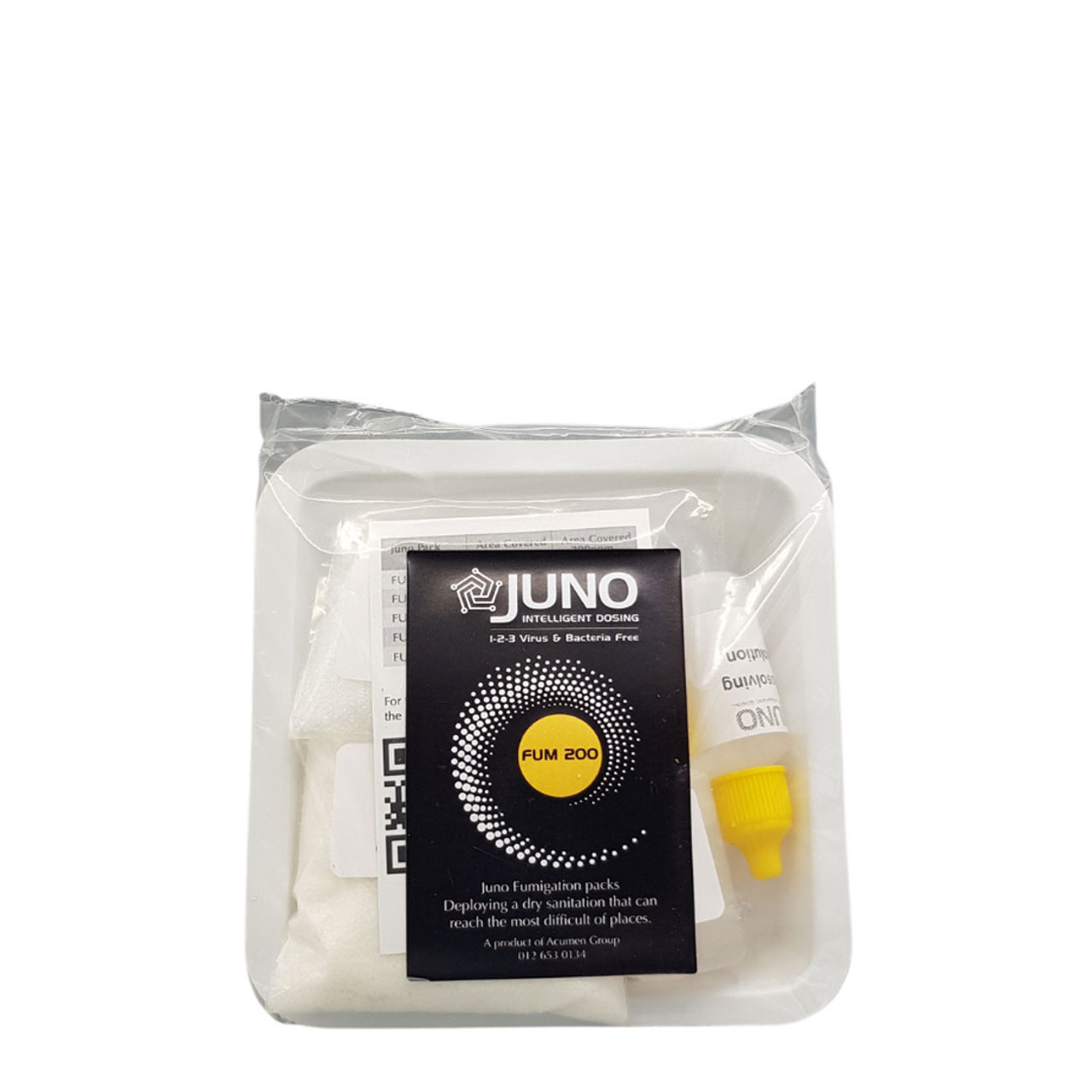 Juno FUM200 - Open Plan Office & Larger Facility Fumigation