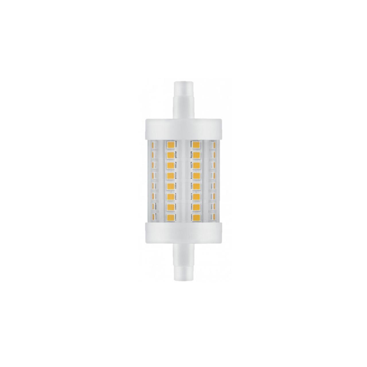 Globe LED R7S 8W/827 78mm Radium W/W