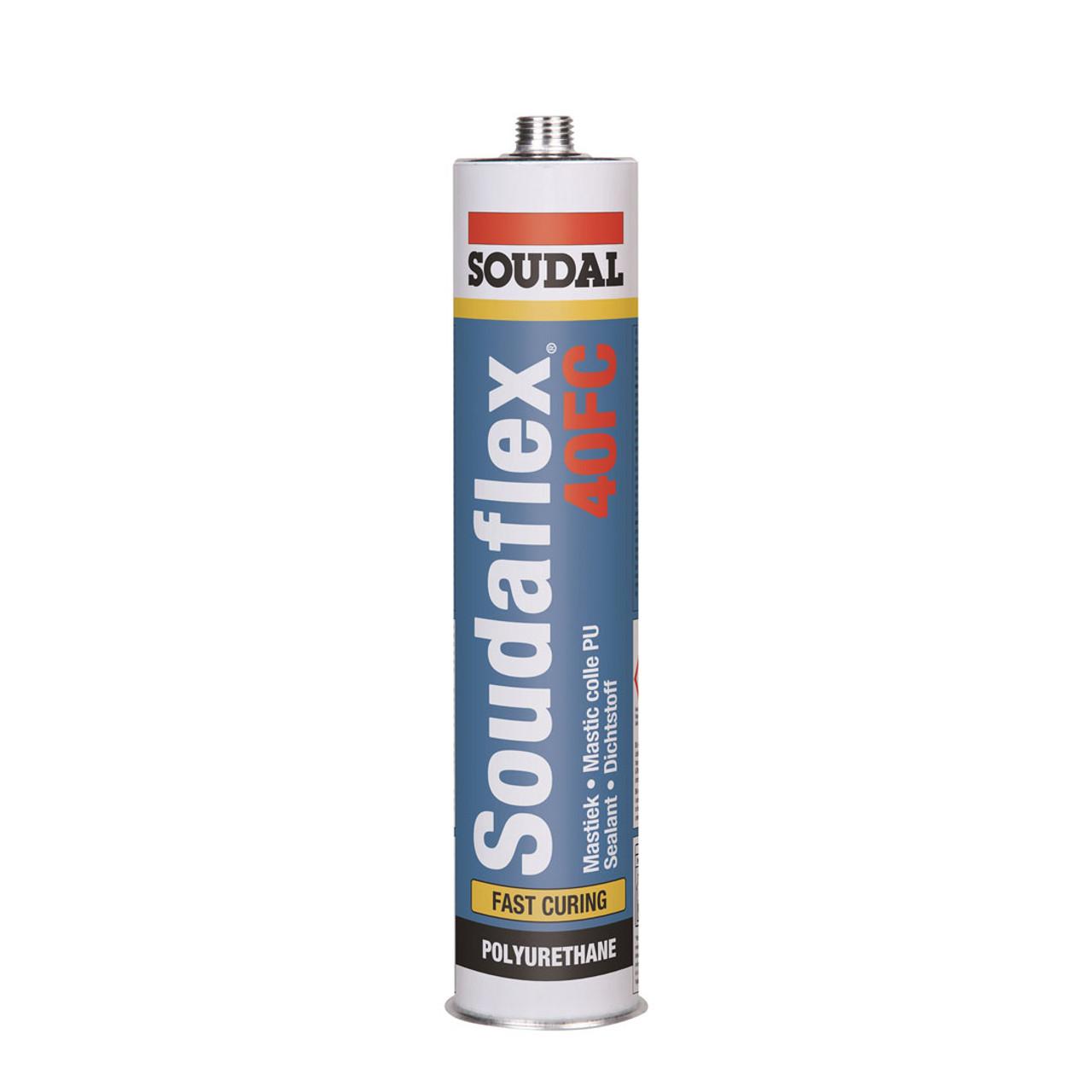 Soudal Soudaflex 40 FC 600ml - Black