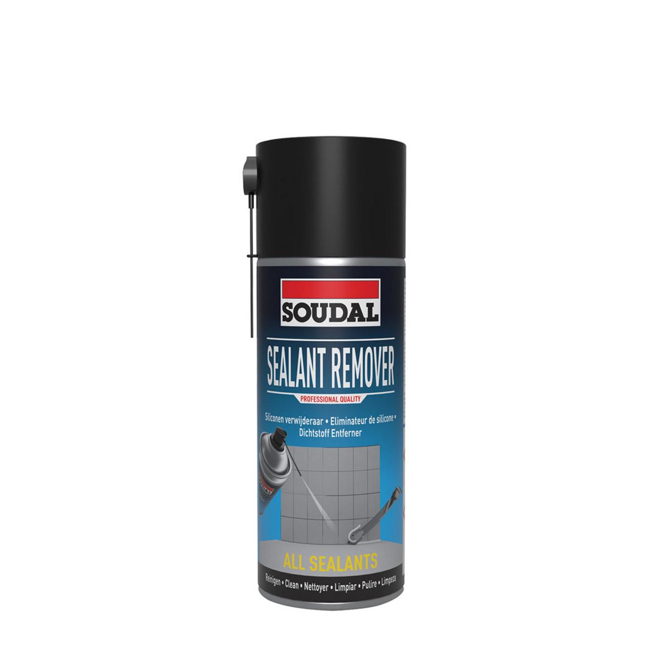 Soudal Spray Sealant Remover 400ml