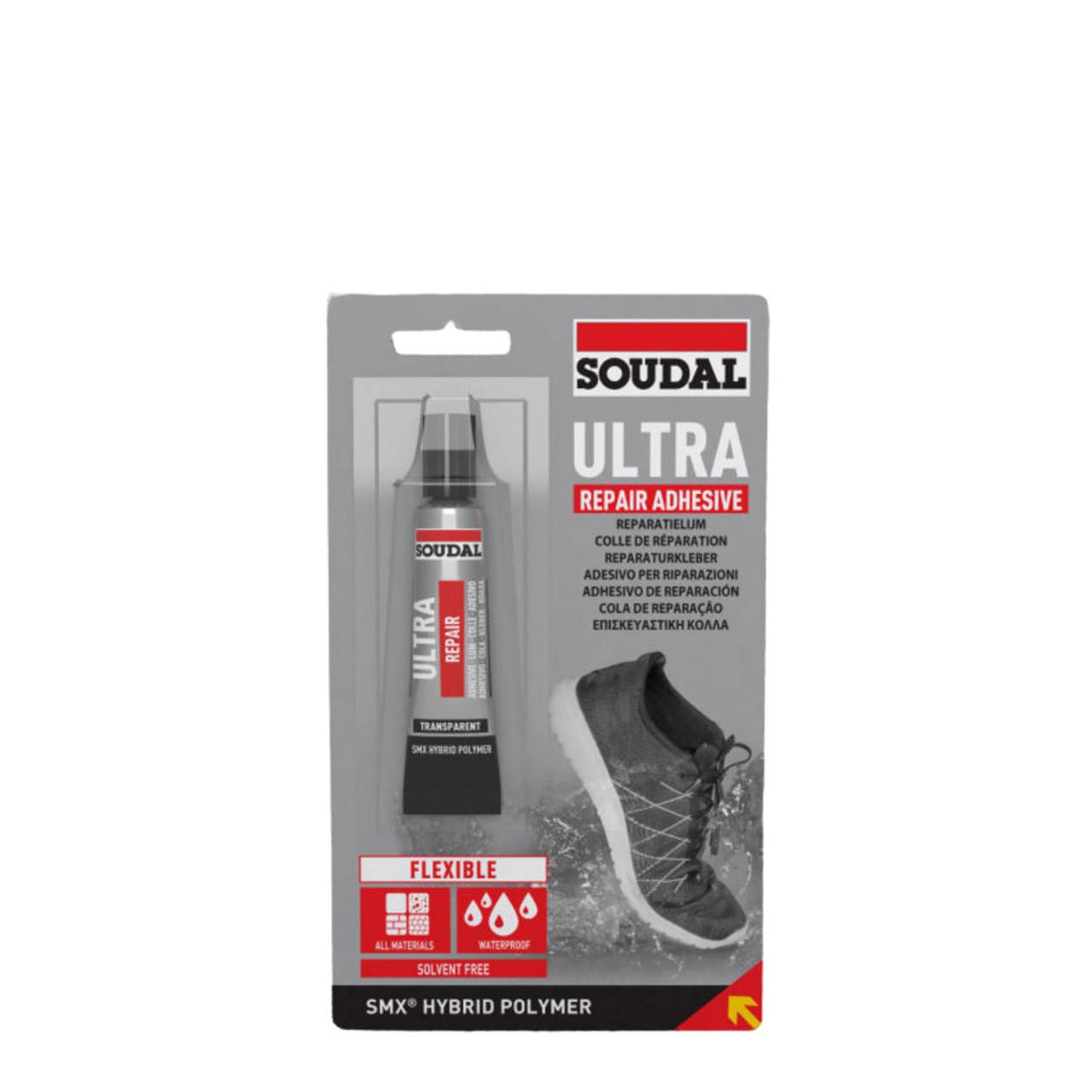 Soudal Ultra Repair Adhesive 20ml