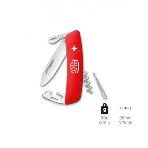 Knife Felco 503 Swiss 9 Functions + Corkscrew