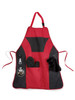 Red BBQ Apron