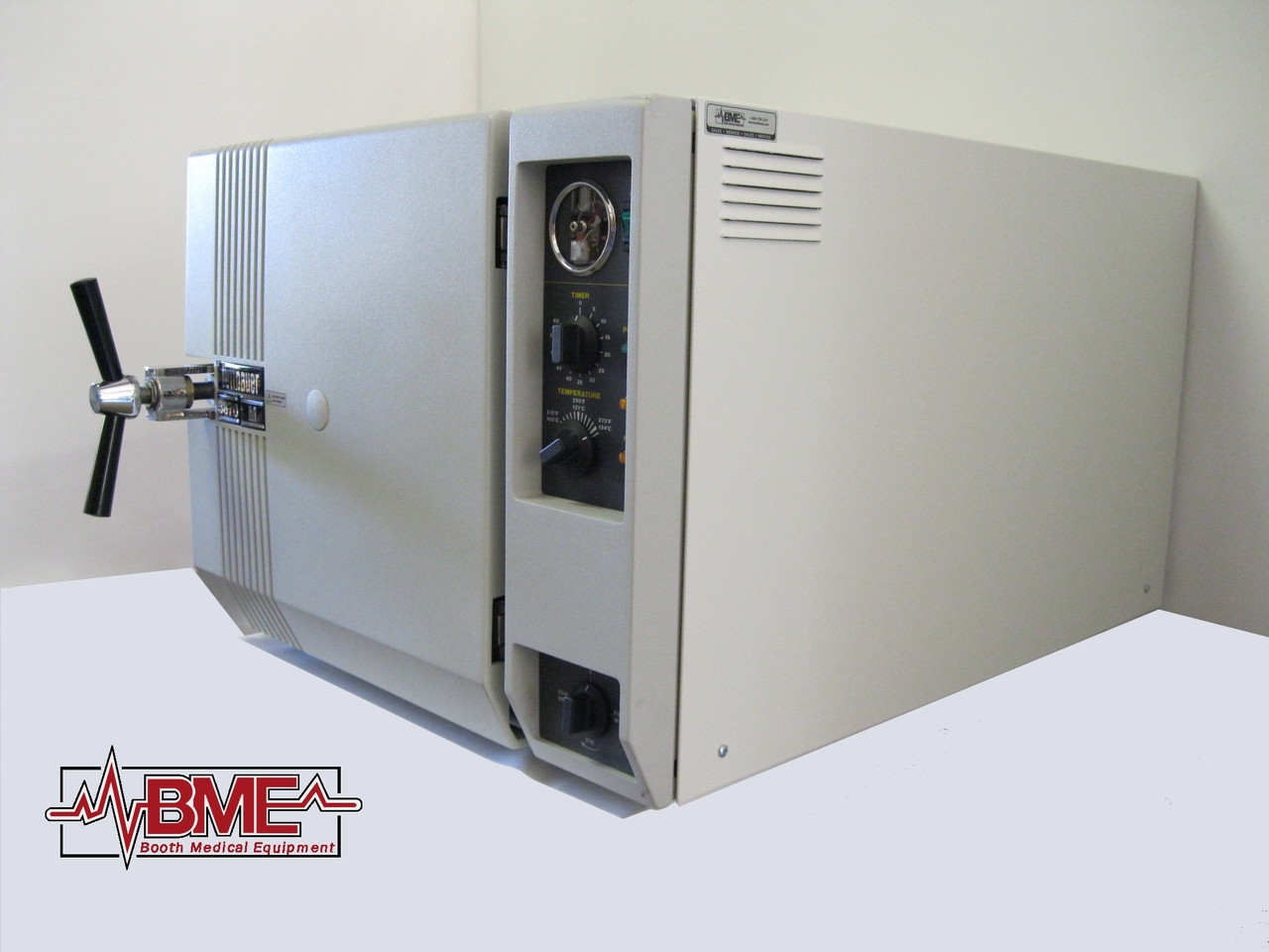 Booth Medical - Tuttnauer 3850M 230V Autoclave - Right Side