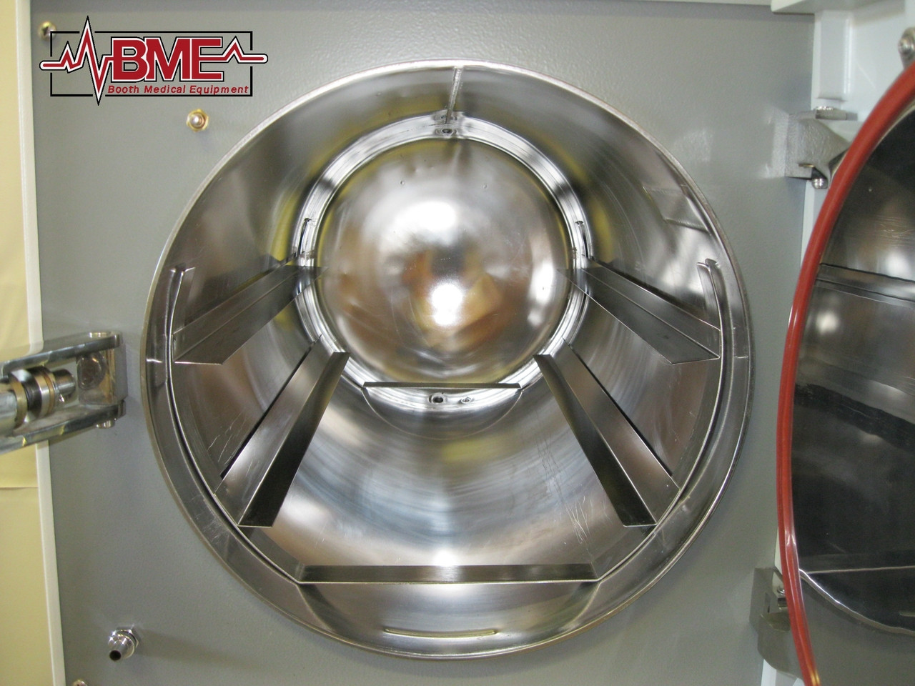 Booth Medical - Tuttnauer 3850M 230V Autoclave - Chamber