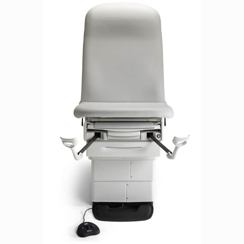 Ritter 225 Barrier Free Exam Table Stirrups