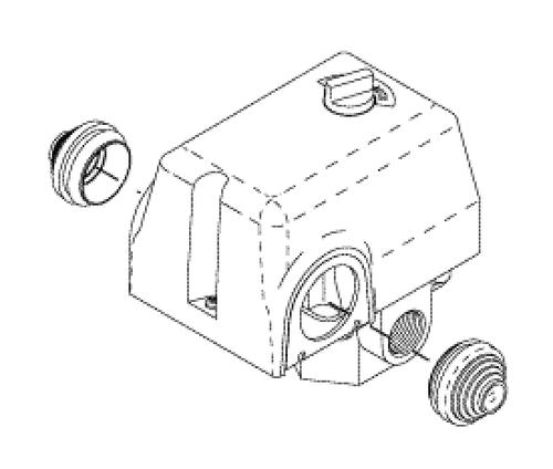 Parts For Jun-Air & Dental-EZ CA Series Dental Compressors