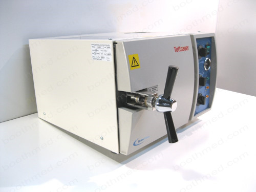 Booth Medical - Tuttnauer 1730MKV Autoclave