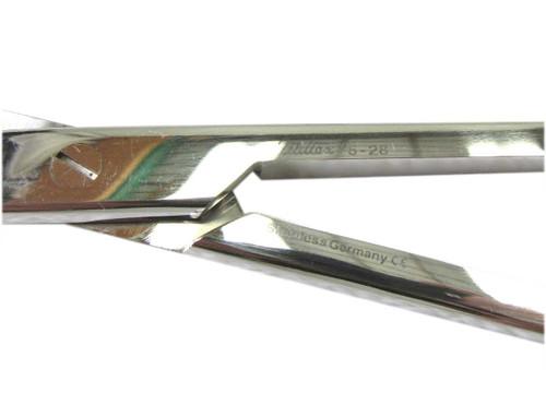 """Miltex Integra 6-1/2"""" Standard O/R Scissors, Blunt - 5-28"""