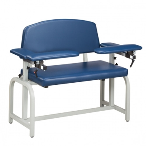 Clinton LabX Series Blood Drawing Chair - Extra Wide 66000