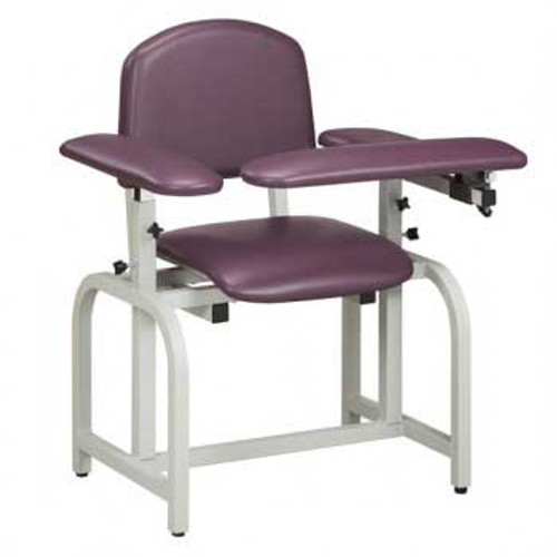 Clinton Phlebotomy Blood Draw Chair - LabX - 66020