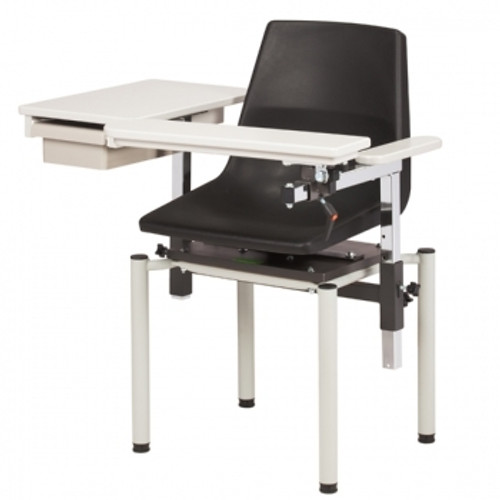 Clinton 6049-P Blood Drawing Chair