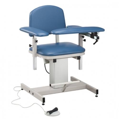 Booth Medical - Clinton 6341 Power Series Blood Drawing Chair