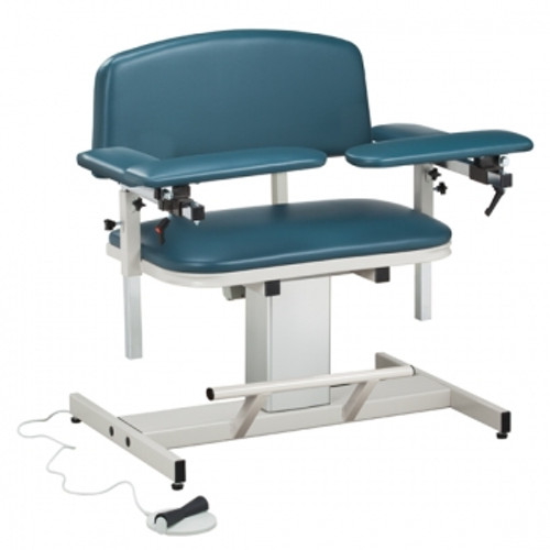 Booth Medical - 6351 Clinton Blood Drawing Chair - Power Adjustable Height