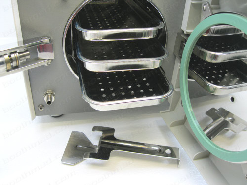 Booth Medical - Tuttnauer 1730 Valueklave Refurbished Autoclave Sterilizer