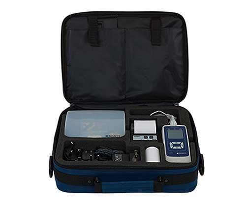 Maico ERO SCAN OAE Test System, DPOAE Screener - Carry Bag