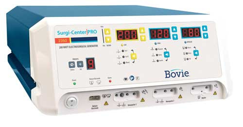 Bovie Medical -  A2350 Surgi-Center Pro ESU - Booth Medical
