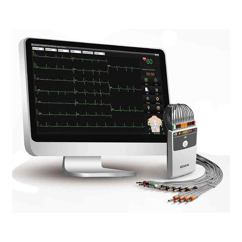 Booth Medical - Edan SE-1515 (DE15) 15/16-lead PC-based ECG