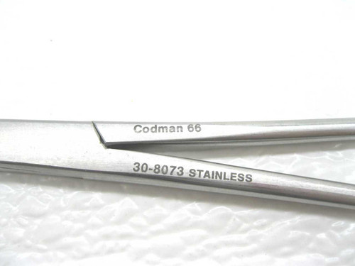 Booth Medical - Codman Rumel Thoracic Forceps - 30-8073